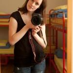edinburgh selfie