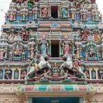 sri mahamariamman temple // kuala lumpur // www.juliadresch.com